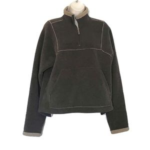 The North Face Sherpa 1/4 Zip Pullover Fleece